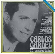 CD - Carlos Gardel – 20 Grandes Exitos - IMP
