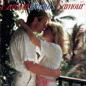 CD - L'amour Toujours L'amour (Vários Artistas)