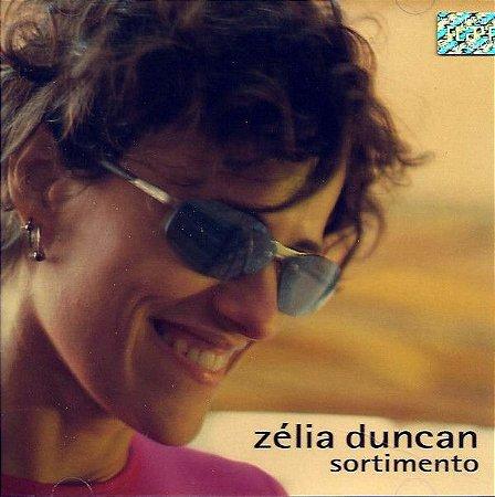 CD - Zélia Duncan – Sortimento