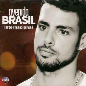 CD - Various – Avenida Brasil - Internacional