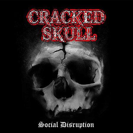 CD - Cracked Skull - Social Disruption (Lacrado)