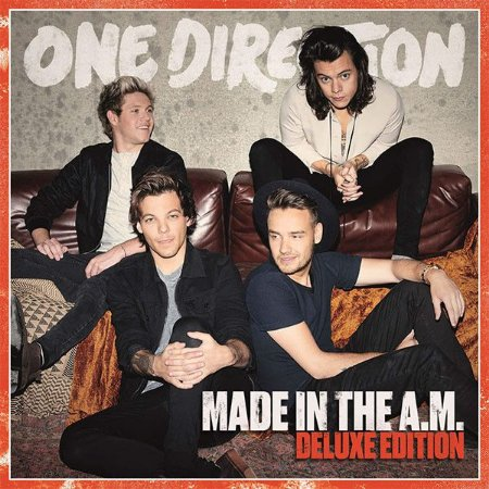 One Direction ‎– Made In The A.M. (Lacrado)