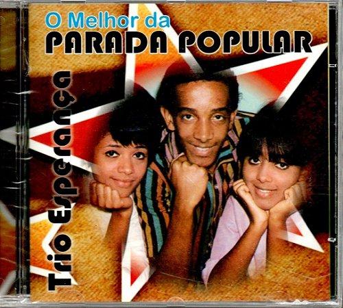O Melhor da Parada Popular - Trio Esperança (Lacrado)