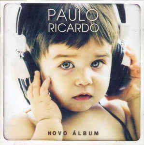 CD - Paulo Ricardo – Novo Álbum (Lacrado)