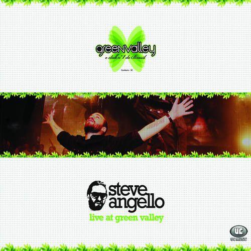 CD - Steve Angello – Live At Green Valley (Digipack) - Lacrado