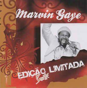 Marvin Gaye – Edição Limitada - Gold
