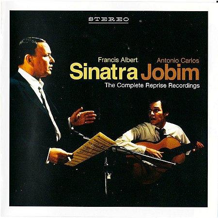 CD - Francis Albert Sinatra, Antonio Carlos Jobim – The Complete Reprise Recordings