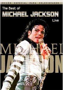 DVD - Michael Jackson - The Best Of Michael Jackson - Live