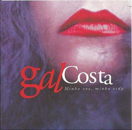 CD - Gal Costa – Minha Voz, Minha Vida