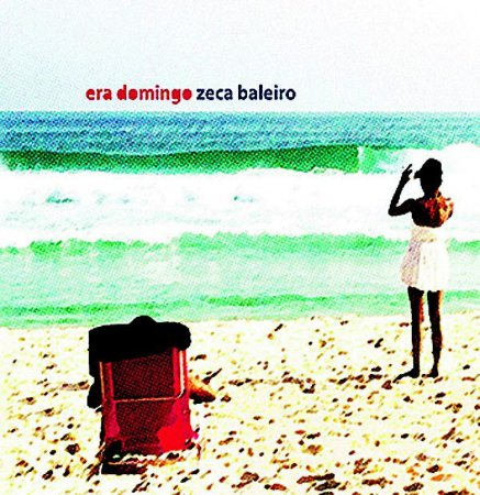 CD - Zeca Baleiro – Era Domingo (Digipack)