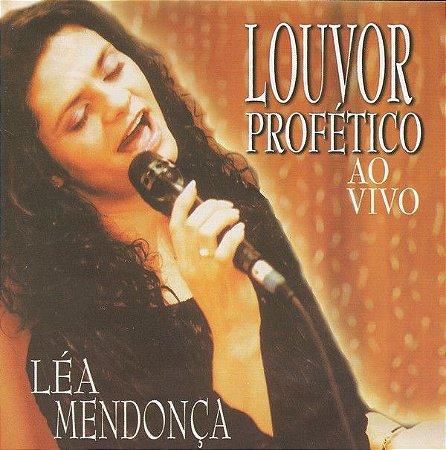 CD - Léa Mendonça – Louvor Profético (Ao Vivo)