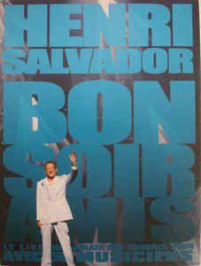 DVD - Henri Salvador – Bonsoir Amis