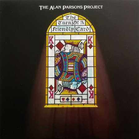 The Alan Parsons Project – The Turn Of A Friendly Card