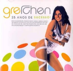 CD - Gretchen – 25 Anos De Sucesso!