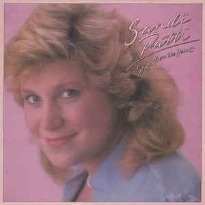 CD - Sandi Patti  – Songs From The Heart