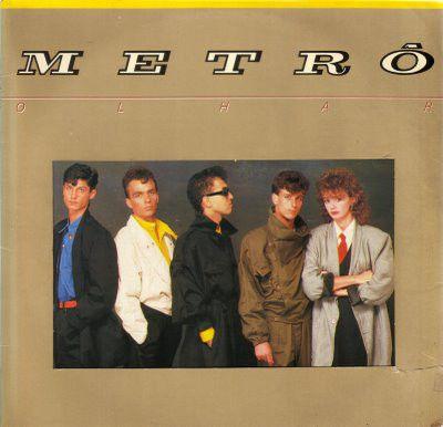 Metrô - Olhar