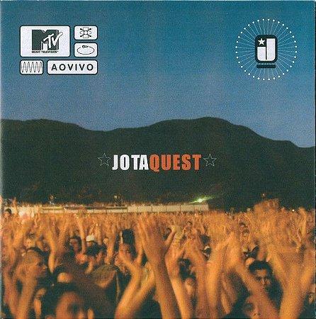 CD - Jota Quest MTV Ao vivo