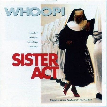 CD - Various –Woopi - Music From The Original Motion Picture Soundtrack: Sister Act