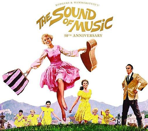 CD -  The Sound Of Music (An Original Soundtrack Recording - IMP (Vários Artistas)
