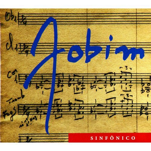 CD - Jobim – Sinfônico (Digipack) - Cd Duplo