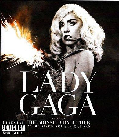 Lady Gaga - The Monster Ball Tour (Novo / Lacrado - Promo)