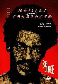 Blu-ray - Seu Jorge - Músicas para Churrasco (Novo)