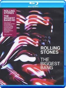 Blu-ray - The Rolling Stones  - The Biggest Bang (Novo )