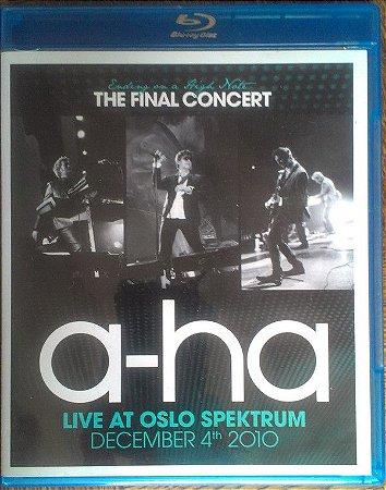 BD - A-Ha The Final Concert (Novo/lacrado) Promo