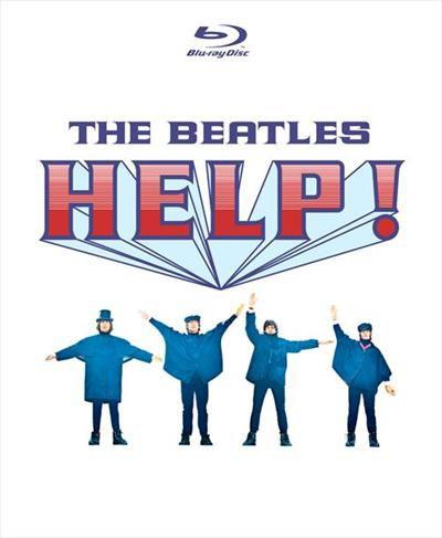 Blu-ray - The Beatles - HELP! (Lacrado) - (NOVO/ PROMO)