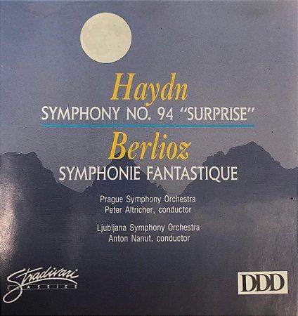 "Haydn - Simphony No. 94 ""Suprise"" / Berlioz - Symphonie Fantastique"