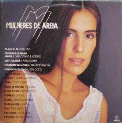 LP - Various – Mulheres De Areia (Trilha Nacional Da Novela)