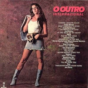 LP - Various – O Outro - Internacional