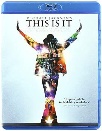 Blu-ray - Michael Jackson – This Is It (Lacrado)