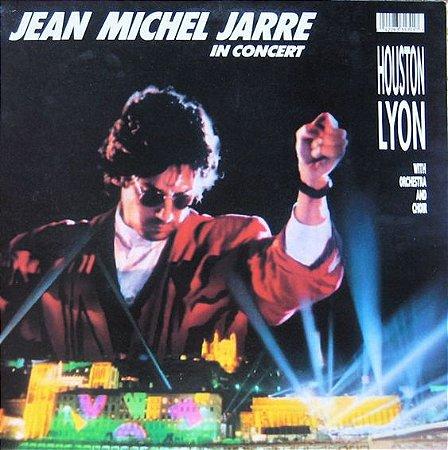 LP - Jean Michel Jarre– In Concert / Houston-Lyon
