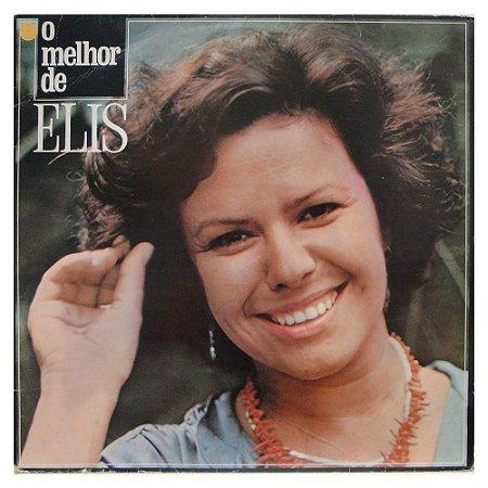 LP - Elis Regina – O Melhor De Elis