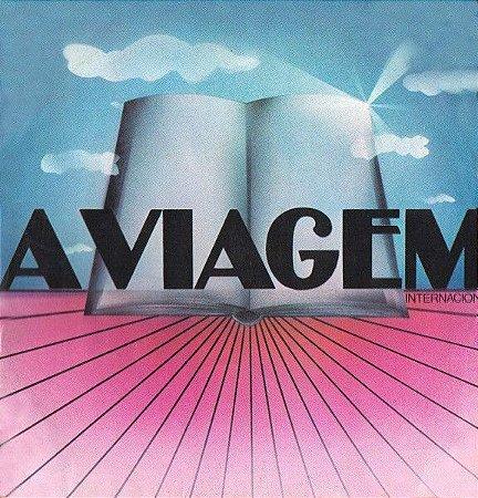 LP - A Viagem Internacional (1975) (Novela Globo) (Vários Artistas)