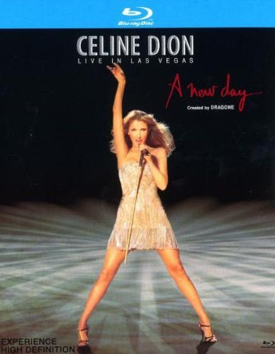 Blu-ray - Celine Dion – A New Day... Live In Las Vegas (Duplo)