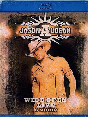 Blu-ray - Jason Aldean – Wide Open Live & More!