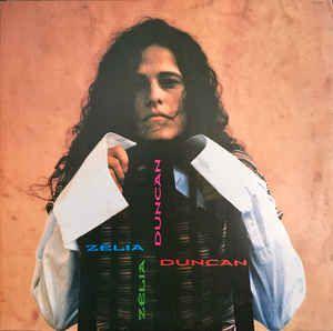 CD - Zélia Duncan – Zélia Duncan