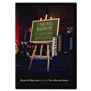 Bruno & Marrone – De Volta Aos Bares - Ao Vivo