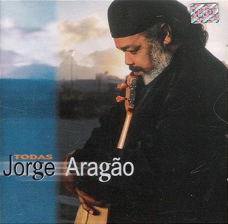 CD - Jorge Aragão – Todas