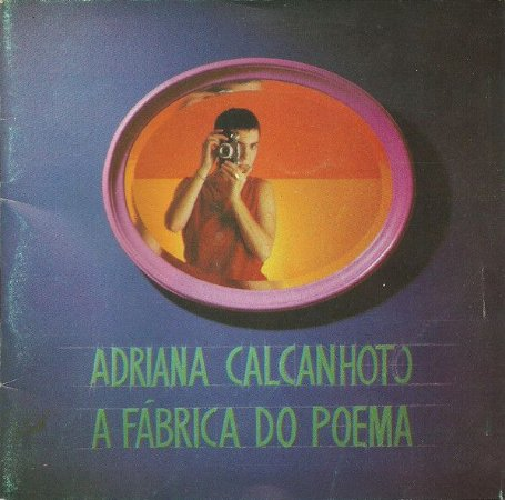 CD - Adriana Calcanhoto ‎– A Fábrica Do Poema