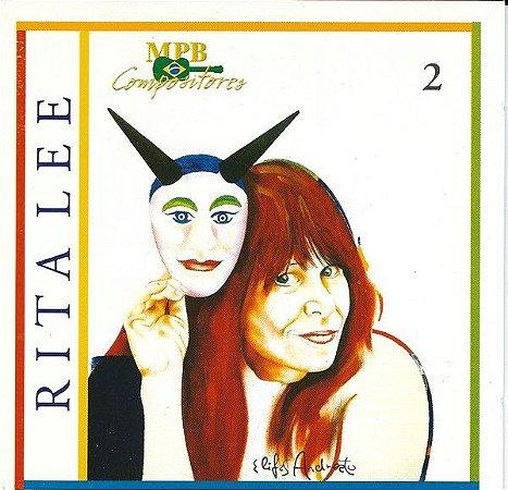 CD - Rita Lee (Coleção MPB Compositores) ( Vários Artistas)