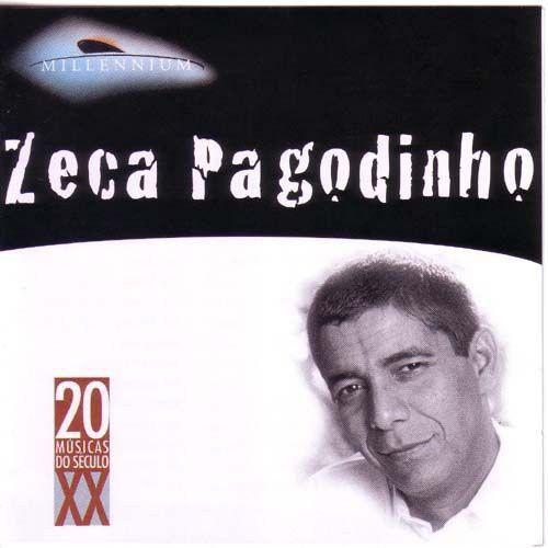 CD - Zeca Pagodinho – Millennium - 20 Músicas Do Século XX