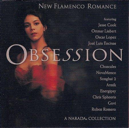 CD - Obsession (New Flamenco Romance) - IMP (Vários Artistas)