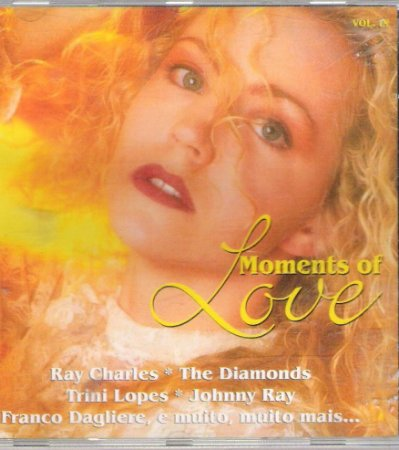 CD - Moments of Love (Vários Artistas)