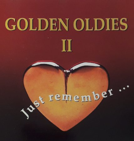 CD - Various - Golden Oldies Just Remember...