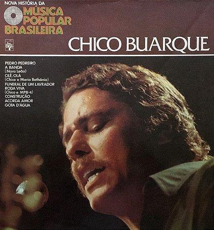 LP - Various – Nova História Da Música Popular Brasileira - Chico Buarque