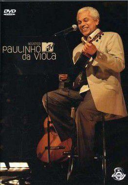 DVD - Acústico MTV - Paulinho da Viola (Promoção Colecionadores Discos)