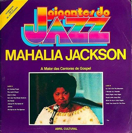LP - Mahalia Jackson – A Maior Das Cantoras de Gospel